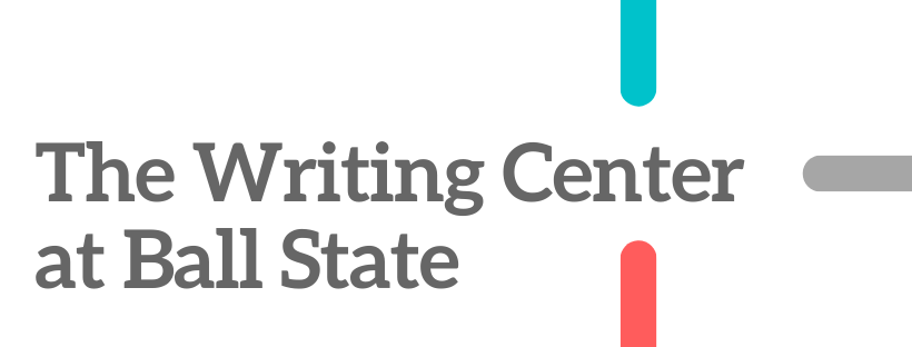 The Writing Center and Digital Writing Studio at Ball State University Logo